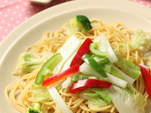 鳄梨意大利面 <br>Spaghetti with Avocado Pesto