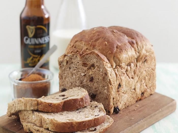 黑啤黑糖面包<br>Stout Rye Bread